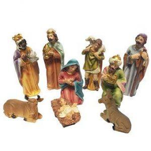 figurine creche de noel