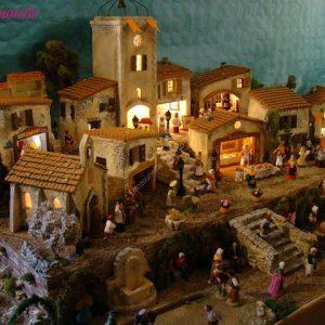 village creche de noel